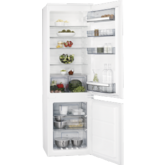 AEG Frost Free Integrated Fridge Freezer 177.2 cm A+ SCK6181VNS